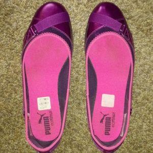 Puma Shoes - PRE-OWNED puma flats